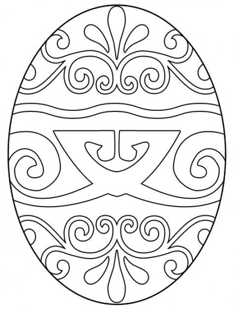 Free Easter Egg Coloring Pages Pumpkin chocolate chips