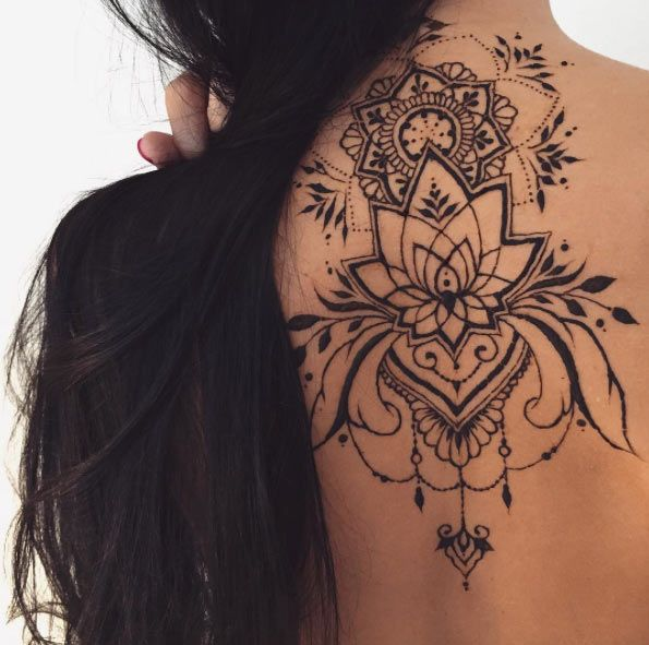 25+ Best Ideas about Upper Back Tattoos on Pinterest | Arm ...