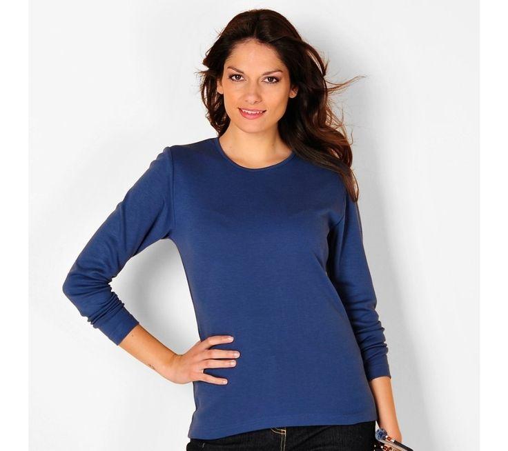 Tričko s dlhým rukávom - Courtelle | vypredaj-zlavy.sk #vypredajzlavy #vypredajzlavysk #vypredajzlavy_sk #tshirt