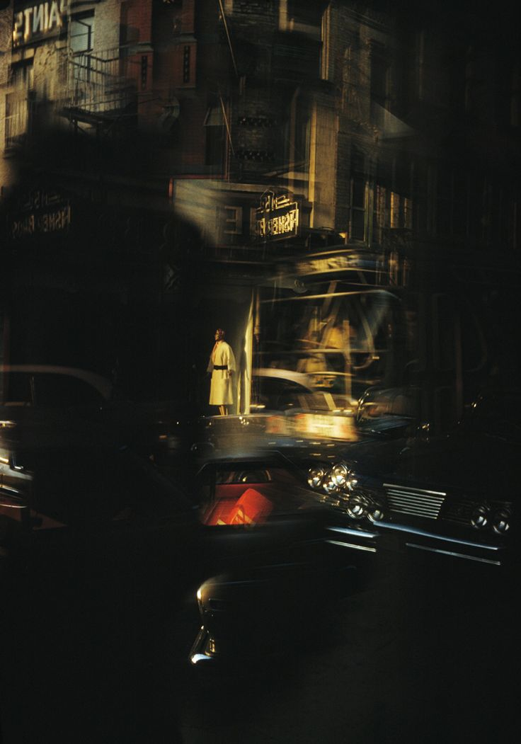 ERNST HAAS ESTATE | COLOR: NEW YORK