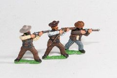 BOW2 Boers: Assorted Infantry, firing