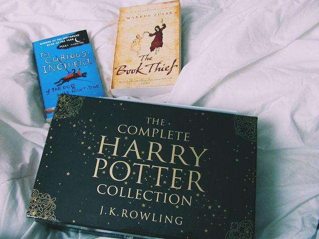 Harry Potter: Books Things, Worth Reading, Yvett Stroosnijd, Books Worms, Books Worth, Reading Rainbows, Bookworm, Harry Potteralway, Harry Potter Books