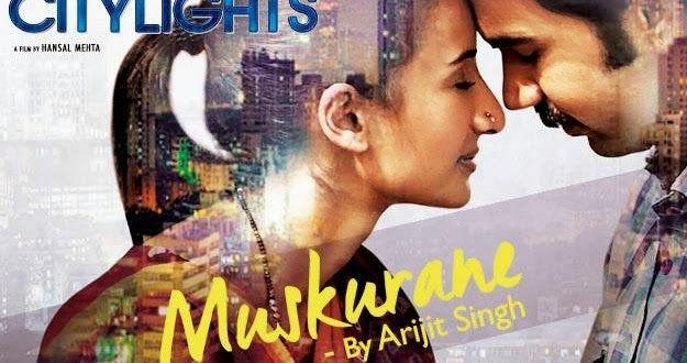 Citylights   Muskurane   Arijit Singh   Guitar Chords