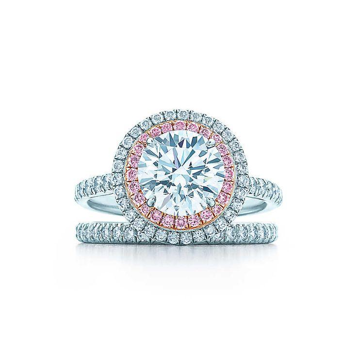 Tiffany Soleste® Round Engagement Rings | Tiffany & Co.