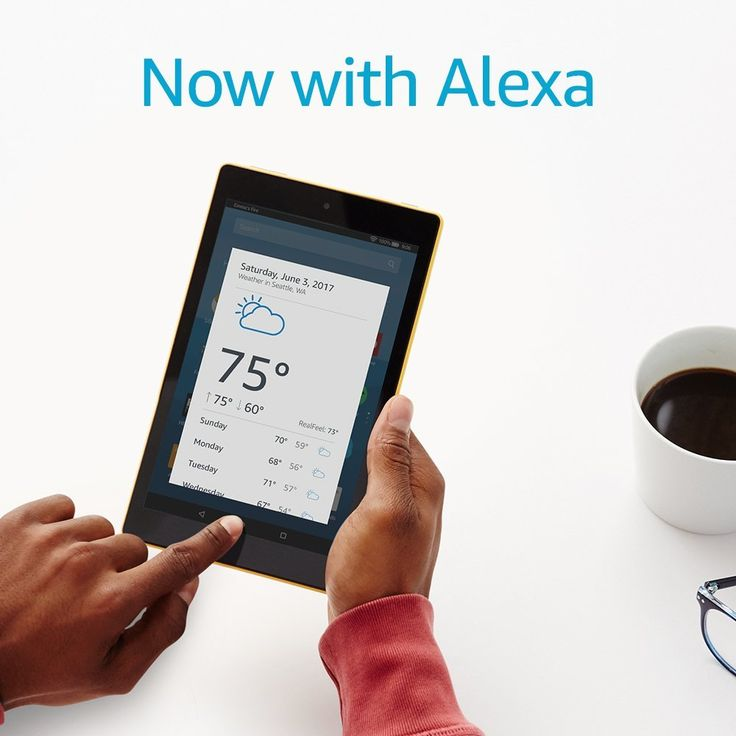 All-New Fire HD 8 - Amazon Official Site - Up to 12 hours of battery. Vibrant HD display. Fast performance.