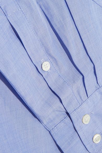 J.Crew - Everyday Cotton Shirt - Blue - US10