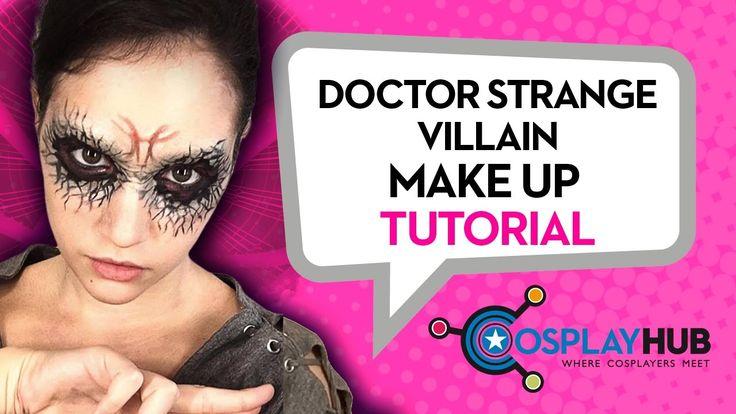 #DoctorStrange #VillanMakeUp #Tutorialmakeup #MarvelComics #Marvel