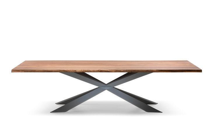 TABLES FIXED SPYDER WOOD | Cattelan Italia