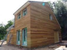 Constructeur d'habitations en bois Le-Grand-Quevilly en Normandie Seine-Maritime 76