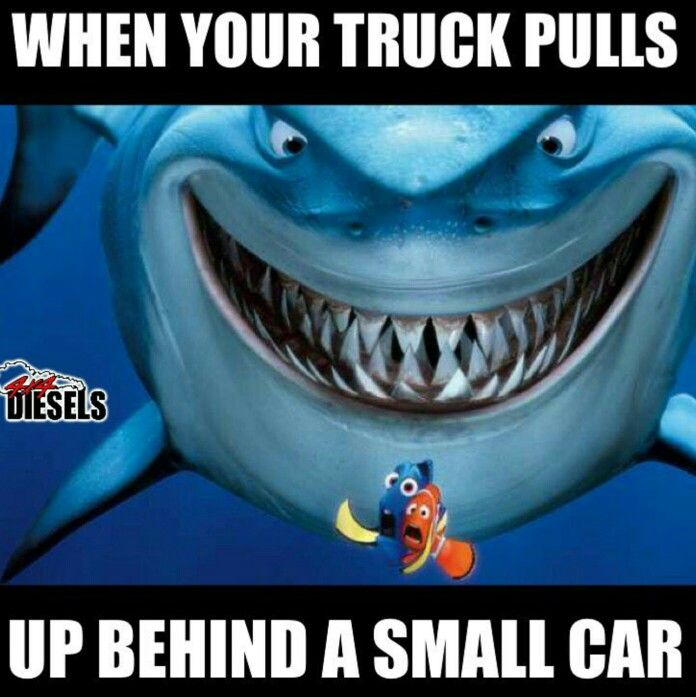 When your truck pulls up........