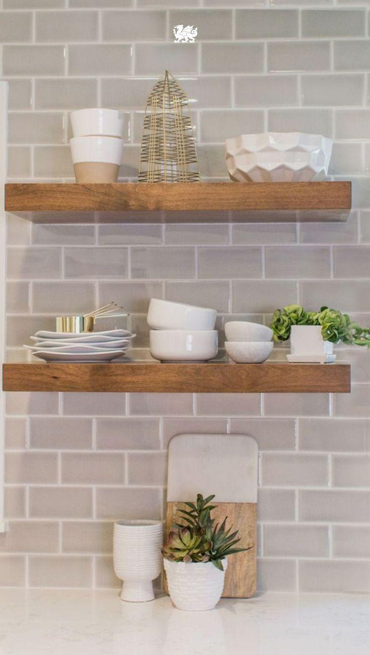 Nice 60 Modern Rustic Kitchen Farmhouse Style Makeover Ideas https://decorapatio.com/2018/01/07/60-modern-rustic-kitchen-farmhouse-style-makeover-ideas/