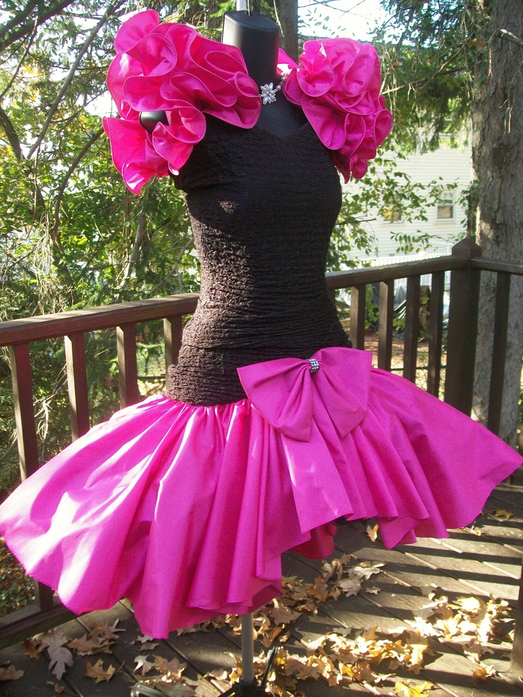 1000  ideas about 80s Prom Dresses on Pinterest | 80s prom, 80s ...