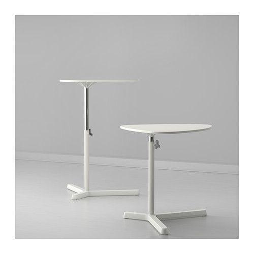 SVARTÅSEN Laptopgestell - weiß - IKEA 20eur