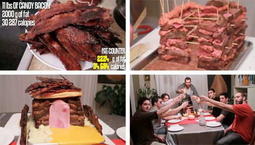 Epic Meal - epic-meal-time photo:  Meat Marketing, Epicmealtim Photo, Butcher Shops, Epic Meals Time, Epic Mealtim, Epic Meals Tim Photo, Epic Meal Time, Mealtim Time, Bacon Or