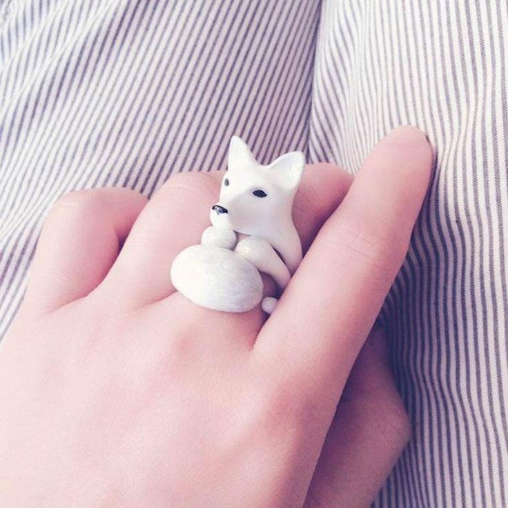 Merryme – Des bagues à assembler pour créer de mignons petits animaux (image)