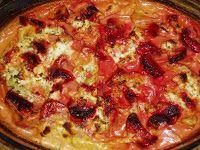 Min fruktsallad: Potatis- och rödbetsgratäng med fetaost
