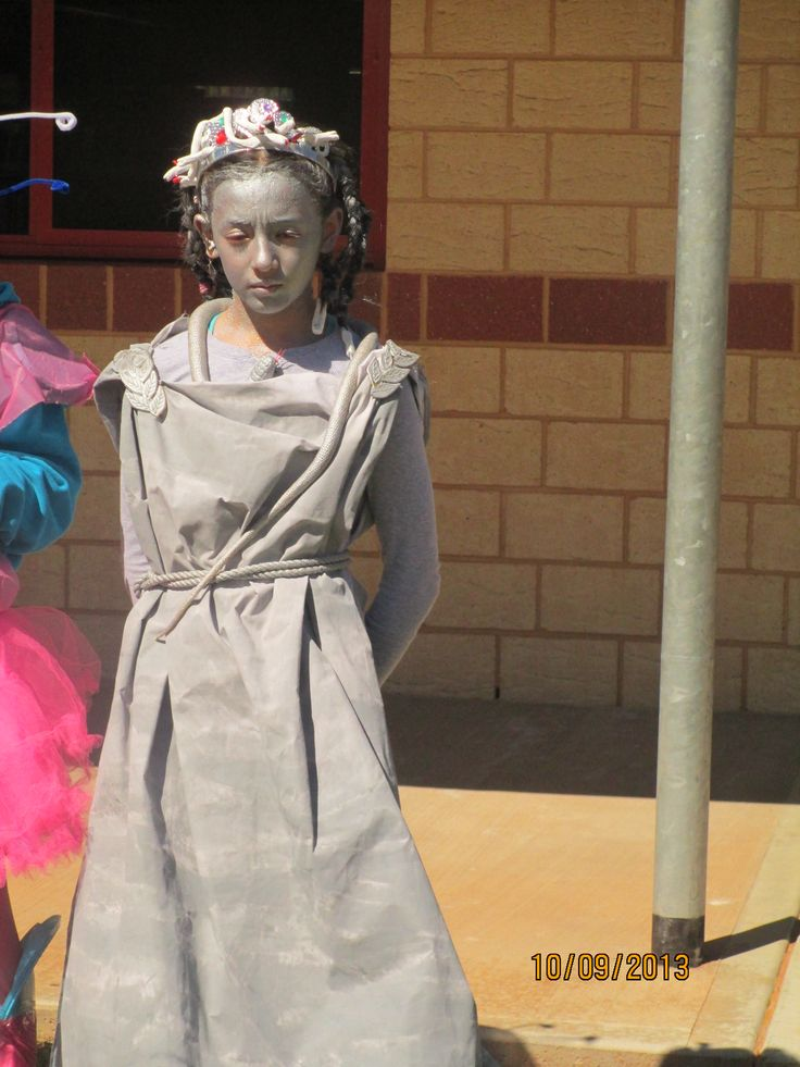 Medusa 2013 Book Week costume, another winner!!