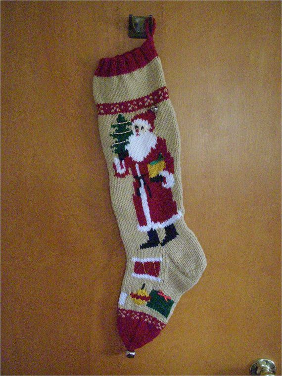 97 best images about stockings on pinterest vintage for Fashion christmas stockings