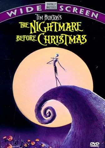 A Nightmare Before Christmas 3D Blu-Ray Combo Pack