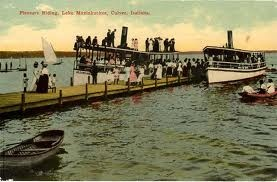 bass lake back in the day