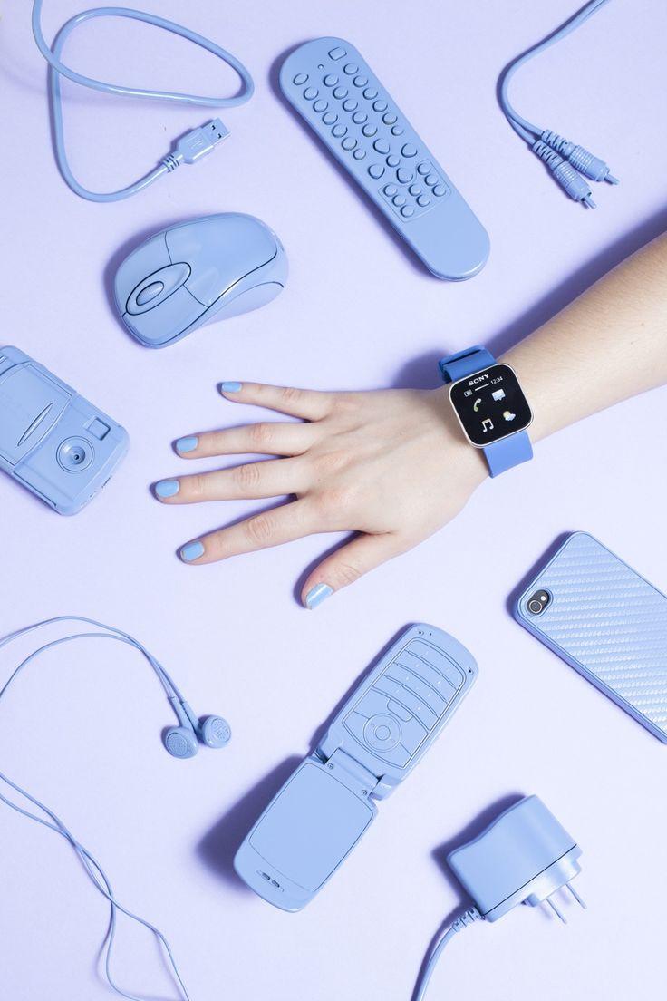 Bloomberg Businessweek Smartwatch - Stephanie Gonot