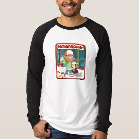 Disney Handy Manny and Tools T-Shirt - tap, personalize, buy right now!