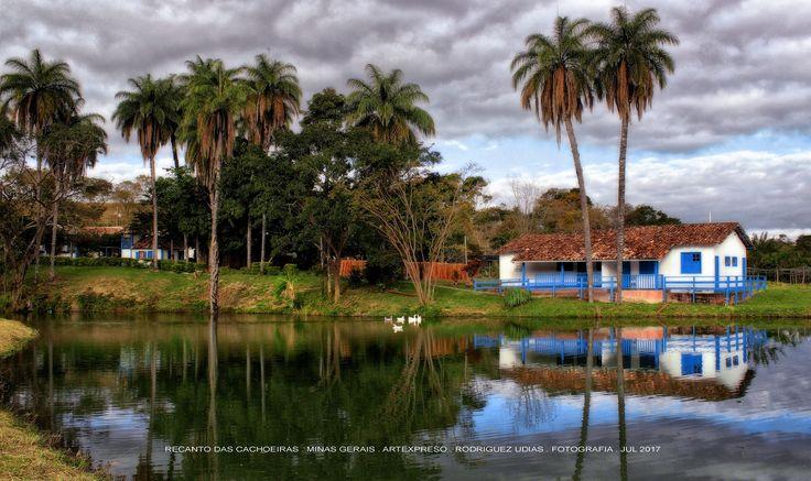 https://flic.kr/p/WqmntN | Recanto Das Cachoeiras .  2017  34 | Pousada Rural Facenda Recanto Das Cachoeiras . Sete Lagoas . Minas Gerais / Artexpreso . Rodriguez Udias / Sorrisos do Brasil . Fotografia . Jul 2017 (*PHOTOCHROME artwork edition)