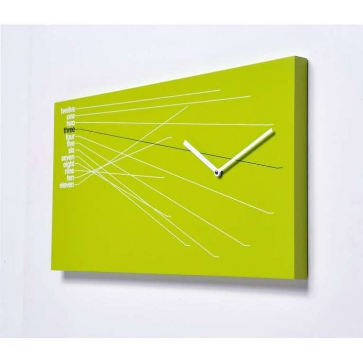 Orologi moderni da parete (Foto 34/42) | Designmag