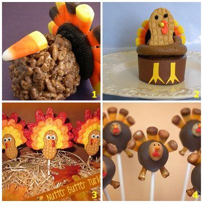 Thanksgiving sweet treats 1