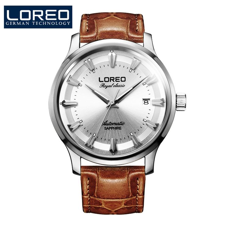 Like and Share if you want this  LOREO Germany watches men luxury brand royal classic automatic self-wind mechanical watch sapphire silver Leather belt   Tag a friend who would love this!   FREE Shipping Worldwide   Buy one here---> https://shoppingafter.com/products/loreo-germany-watches-men-luxury-brand-royal-classic-automatic-self-wind-mechanical-watch-sapphire-silver-leather-belt/