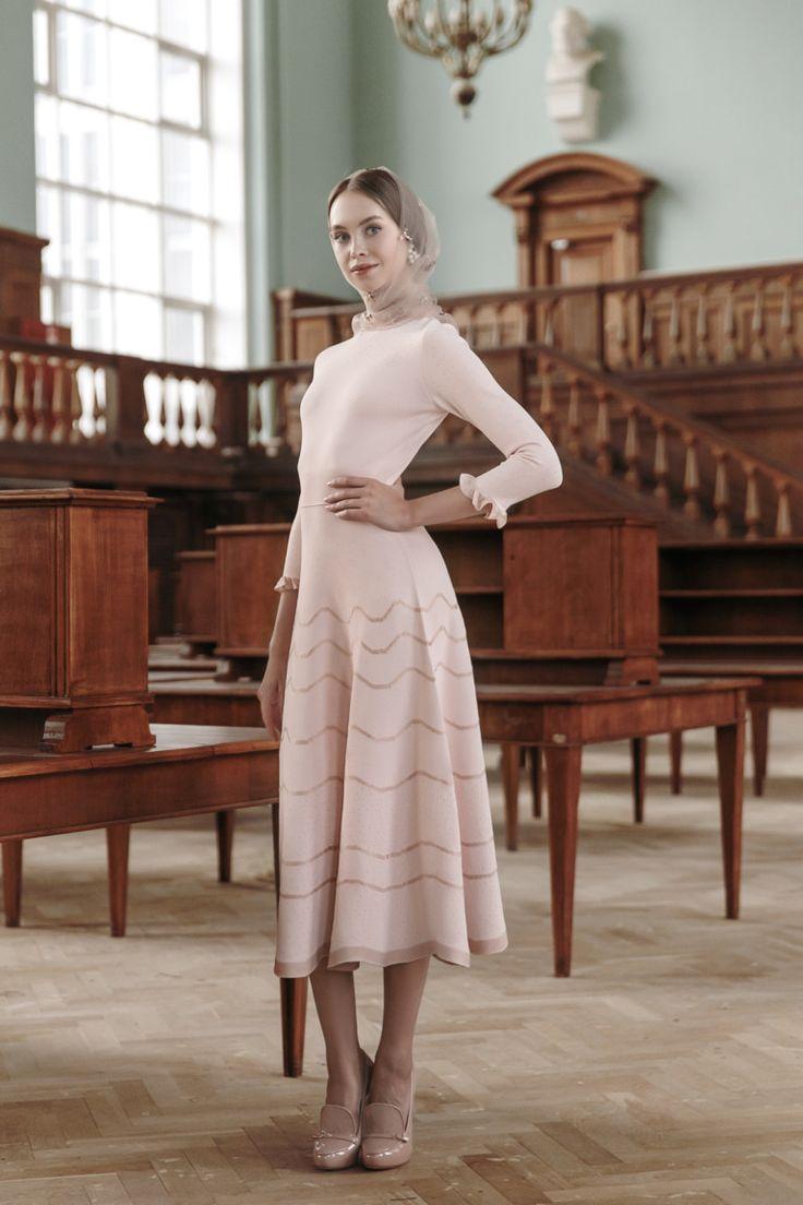 Коллекция Ulyana Sergeenko осень-зима 2016-2017