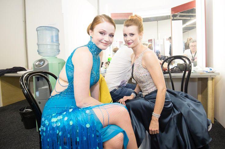 Marie Doležalová a Jitka Schneiderová