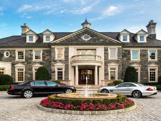 Choose A Celebrity Mansion!