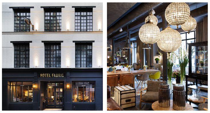 Hôtel Fabric Paris