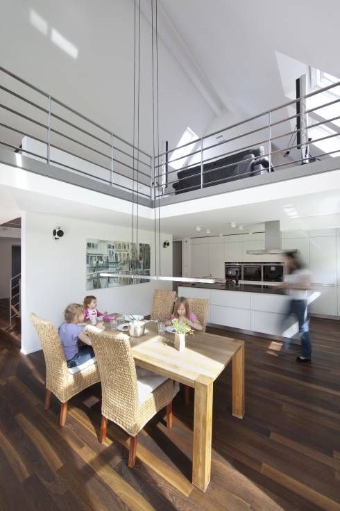 8 besten Plusenergiehaus (plus energy house) Bilder auf Pinterest - offene küche wohnzimmer trennen