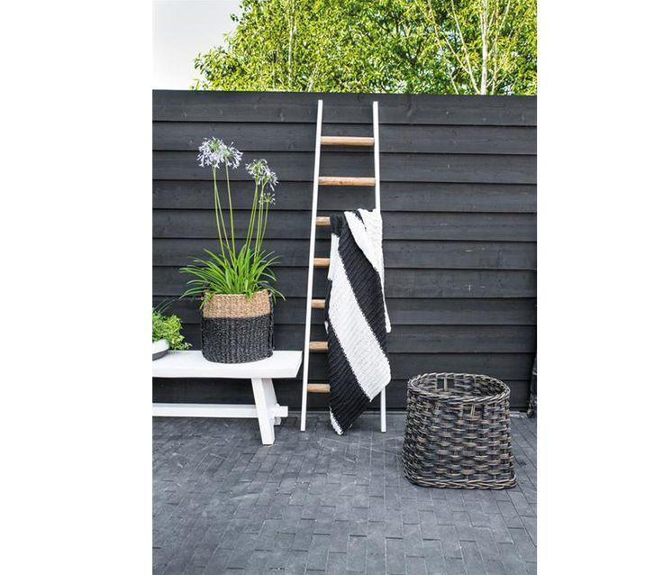 Meer dan 1000 idee n over ladder rekken op pinterest ladders planken en oude ladder - Voorbeeld van decoratie ...