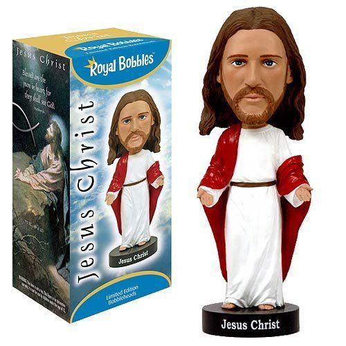 Royal Bobbles Jesus Christ Bobblehead Royal Bobbles Http