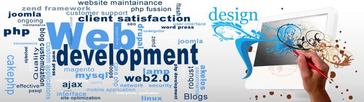 Good web designers know how to put together the principles of design to create a site that looks great. Web development is the back-end of the website.