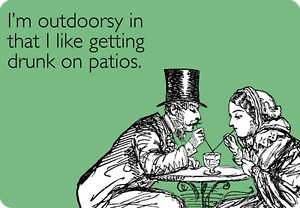 Come on SPRING!!!: Back Patio, Drinks With Friends Quotes, Screens Porches, Decks Party, Life Mottos, Outdoor Area, Funnies Stuff, I M Outdoorsi, Front Porches