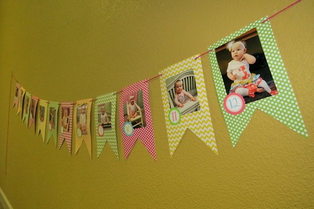 Brooklyn's First Birthday Bash! | CatchMyParty.com
