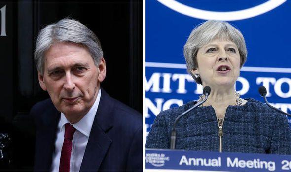 Philip Hammond is behaving like a 'one man government' says STEPHEN POLLARD