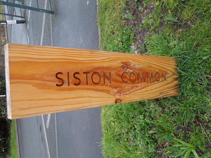 Siston Common, near Kingswood in Bristol.