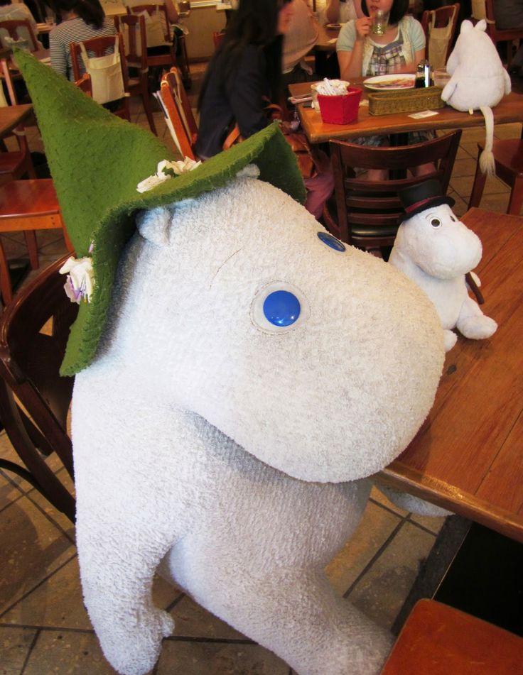 Moomin Bakery and Café - Tokyo, Japan ⋆ Cute Travels