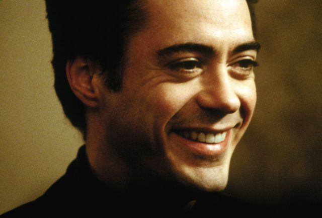 Crabtree (played by Robert Downey Jr.) in Wonder Boys