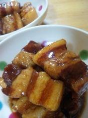 炊飯器で作る★トロトロの豚の角煮 レシピ・作り方 by GanGen|楽天レシピ