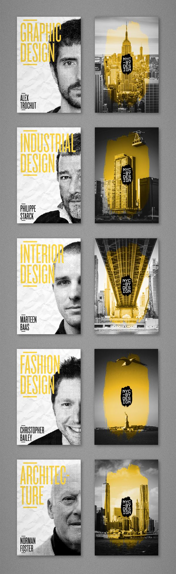 pinterest.com/fra411 #graphic - New York Design Week.