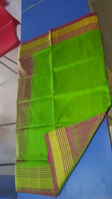 Plain pattu sarees