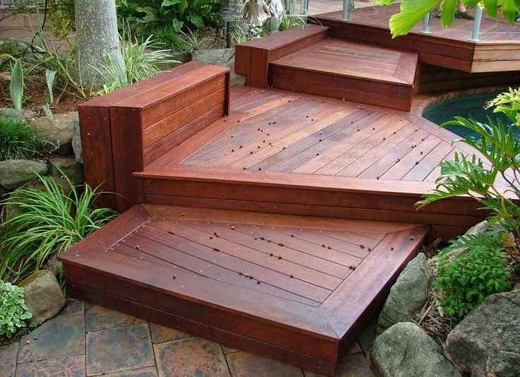 Know the benefits of merbau deck to decorate your home beautifully.