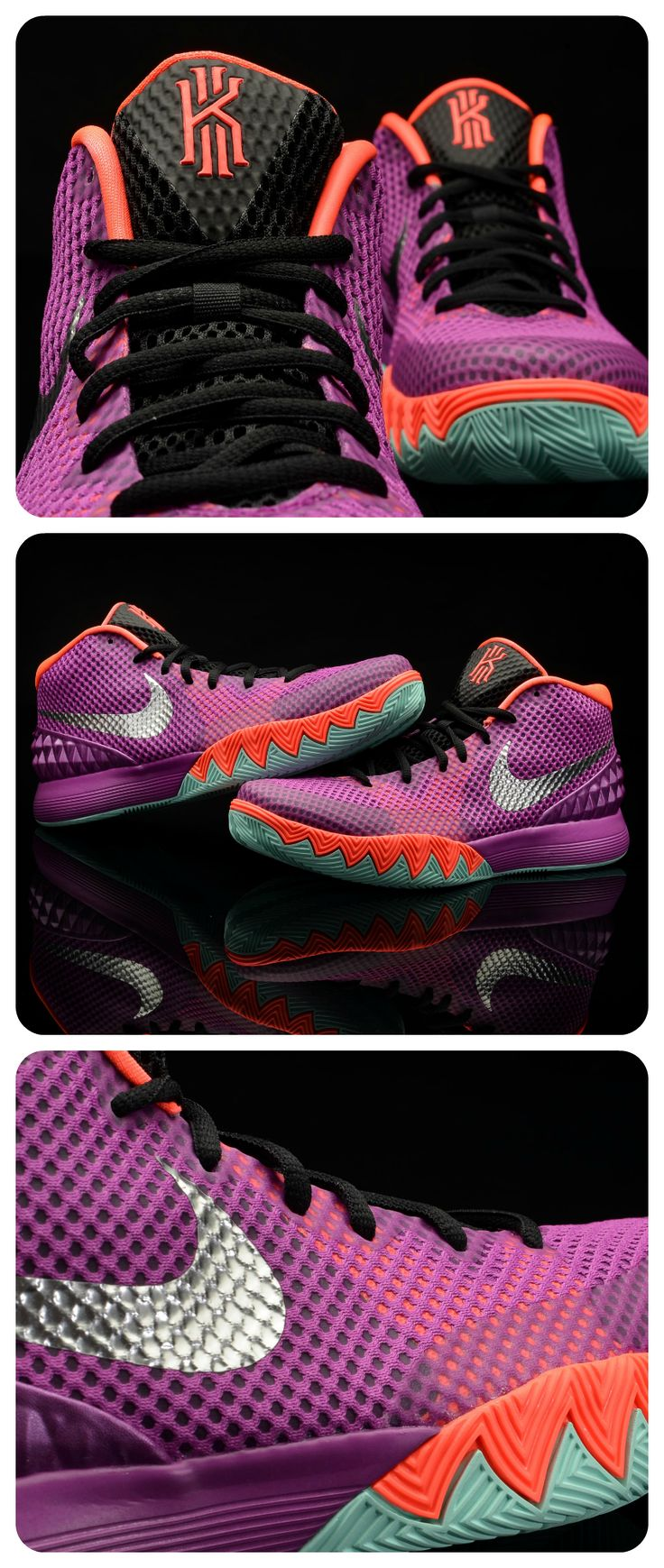 Nike Kyrie 1 Easter edition. #Basketball #Shoes