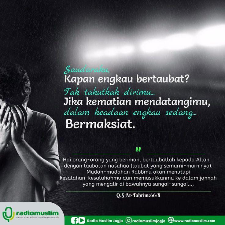 Follow @NasihatSahabatCom http://nasihatsahabat.com #nasihatsahabat #mutiarasunnah #motivasiIslami #petuahulama #hadist #hadits #nasihatulama #fatwaulama #akhlak #akhlaq #sunnah #ManhajSalaf #Alhaq  #aqidah #akidah #salafiyah #Muslimah #adabIslami#alquran #kajiansunnah #DakwahSalaf #  #Kajiansalaf  #dakwahsunnah #Islam #ahlussunnah  #sunnah #tauhid #dakwahtauhid #taubat #tobat #nasuha #tobatnasuha #tidaktakutdatangkematian #kitasedangbermaksiat #maksiat #maksiyat